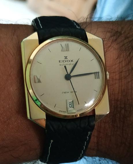 Reloj Edox New Era Automatico