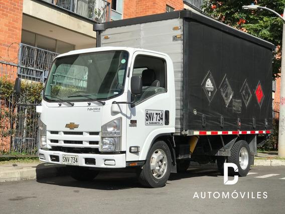 Chevrolet Nkr Ii 2015 Furgón
