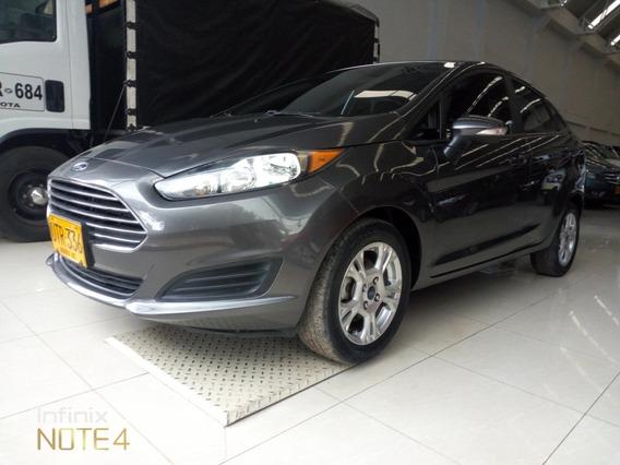 Ford Fiesta Se 1.6 Mecanico