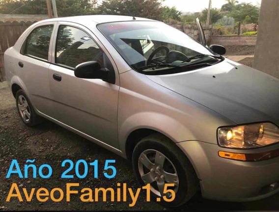 Chevrolet Aveo Family 1.5 A/c