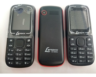 Lote 50 Celular Lenoxx Cx-904a Novo Sem Caixa Dual Sim