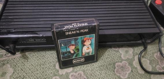 Sneak N Peak Para O Atari Funcionando 100% R8
