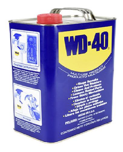 Lubricante 1 Galon (3.785ml) Wd-40 52010
