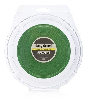 Fita Walker Tape Easy Green Verde 36m X 1.9cm = Lace Front