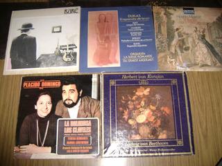 Música Clásica Oferta Discos De Vinilo Importados