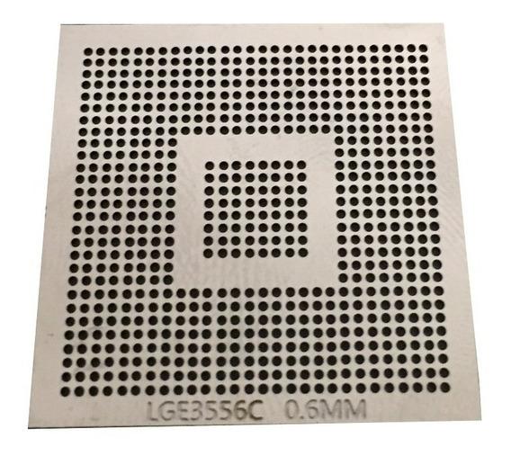 Stencil Calor Direto Para Tv Kit Bga C/ 7 Pçs