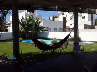 Casa Com 3 Dormitórios À Venda, 200 M² Por R$ 970.000 - Cachoeira Do Bom Jesus - Florianópolis/sc - Ca0542