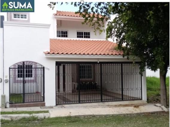 Casa Sola En Renta Esmeralda Norte