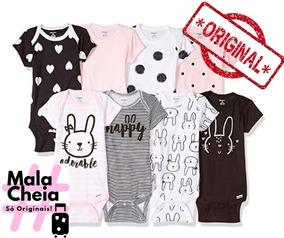 Gerber Bebê Menina Peça À Escolher Original Comprado No Eua