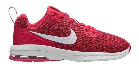 Tenis Nike Air Max Motion Lw Fucsia Talla De #17 A #22 Niña