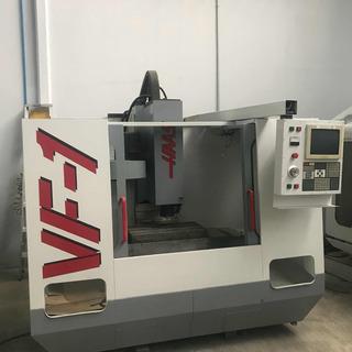 Centro De Maquinado Cnc Haas Vf-1