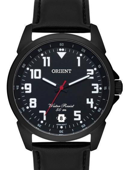 Relógio Orient Masculino Couro - Mpsc1009 P2px