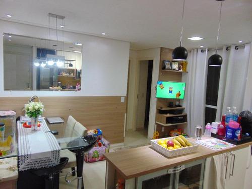 Imagem 1 de 17 de Apartamento Com 2 Dormitórios À Venda, 45 M² Por R$ 320.000,00 - Imirim - São Paulo/sp - Ap1657