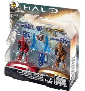 Pack De Halo Mega Blocks (36 En Total)