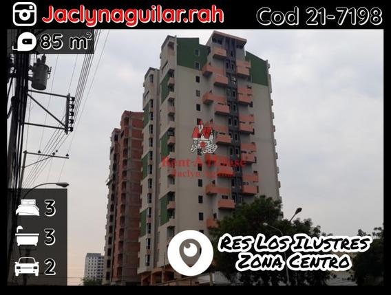 Apartamento En Venta Zona Centro Los Ilustres Cd 21-7198 Jja