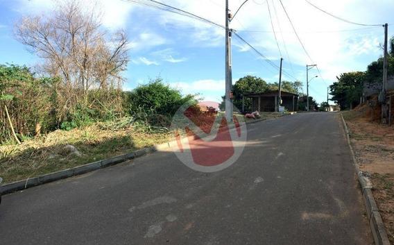 Terreno À Venda, 420 M² Por R$ 40.000,00 - Centro - Maricá/rj - Te0061