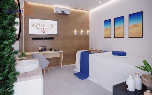 Sala Para Alugar, 120 M² Por R$ 990,00/mês - Centro - Campinas/sp - Sa0865