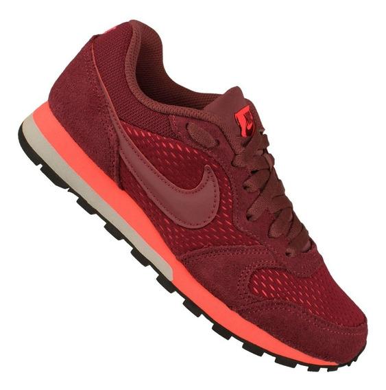 Tênis Nike Md Runner 2 Feminino Original Nfe Tênis Preto