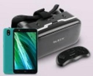 Bundle Smartphone+lentes Vr Bleck Bleck Bn-00005 - 5 Pulgad