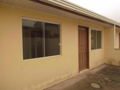 Ótima Residência No Bairro Planta Deodoro Em Piraquara - Ca0344