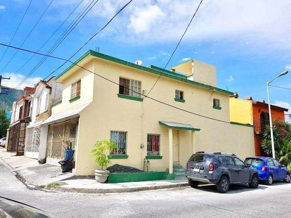 Casa En Venta En Balcones De Anahuac