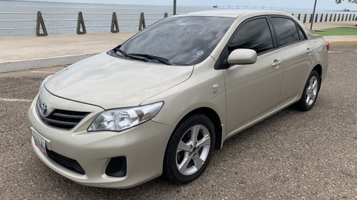 Toyota Corolla 2014 Automatico Xei (gasolina Y Gas)
