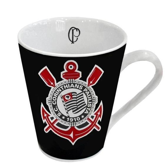 Caneca De Porcelana Corinthians