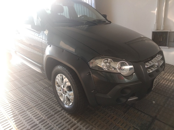 Fiat Palio Weekend Adventure 1.8 16v Flex 5p