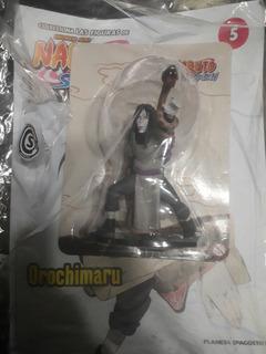 Coleccion Naruto Shippuden N°5 Orochimaru