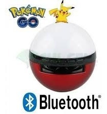 Caixinha De Som Pokémon Bluetooth