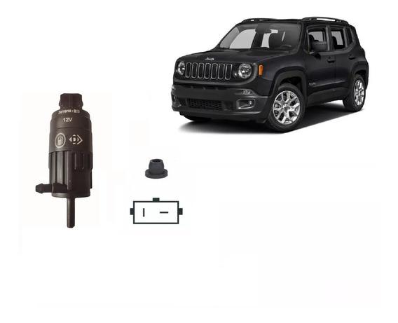 Eletrobomba Partida Frio + Bucha Jeep Renegade Original