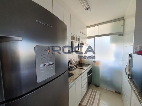 Venda De Apartamentos / Padrão  Na Cidade De São Carlos 25034