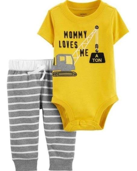 Ropa Bebe Niña Niño Carters 2 Pzs