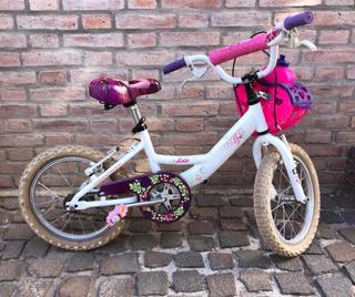Bicicleta Skinred Rodado 16