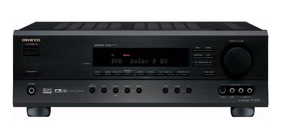 Onkyo Tx-sr501 Home Theater Receiver 6.1 Channel