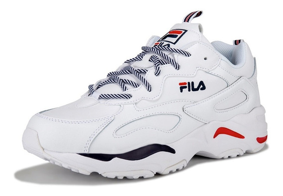 Tenis Fila Ray Tracer Mujer 1rm00661_125