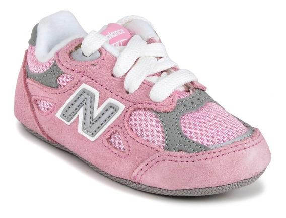 Escarpines Kj990 New Balance Bebés Nena No Caminantes