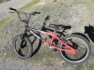 Bicicleta Bmx Kawasaki 200 Rodado 20 Envío Gratis!!