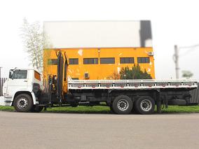 Vw 24220 08/08 Truck Munck 32 4h/3m = Munk Muk Muque Mulk