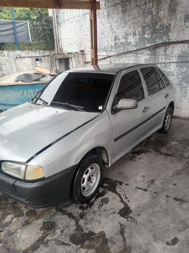Imagem 1 de 8 de Volkswagen Gol 1999 1.6 Mi Cl 5p Gasolina