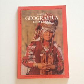 Revista Geográfica Universal N86 Janeiro 1982 China Sp C2
