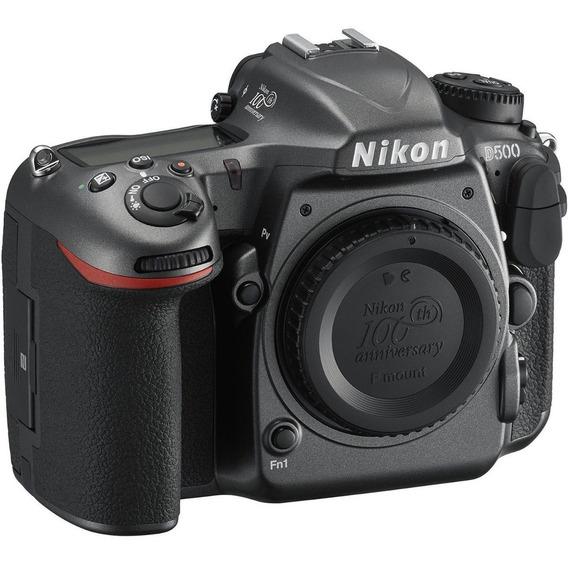 Camera Nikon D500 Só Corpo (nova)