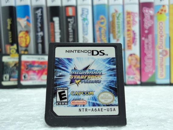 Mega Man Star Force Pegasus - Nintendo Ds - Em 12x Sem Juros