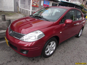 Nissan Tiida Emotion Full Equipo