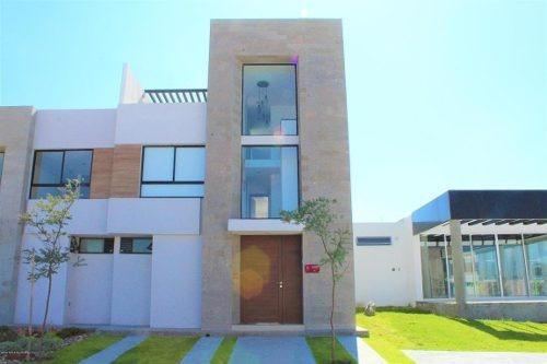 Casa En Venta En Altos De Juriquilla, Queretaro, Rah-mx-20-708
