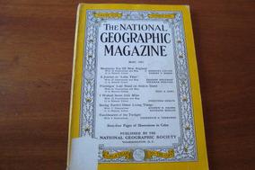Magazine Ingles National Geographic Vol 99 Nº 3 / 1951 Março