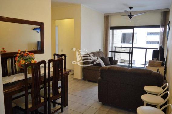 Apartamento Com Três Dormitórios, Sendo Um Suite