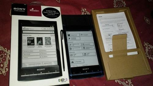 Sony Reader Tactil Wifi Como Nuevo