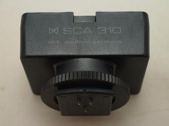 Sapata Adapter Sca 310 Canon Flash Metz Sca 300