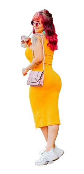 Vestido Feminino Delicado Longo Casuais Barato Promoção